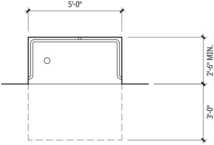 Typical Site-Built Shower Construction